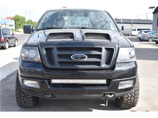 2005 Ford F-150 FX4 (Stk: T36804A) in Saskatoon - Image 1 of 22