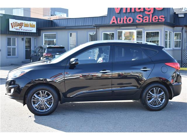 2014 Hyundai Tucson Limited (Stk: P36986) in Saskatoon - Image 3 of 30