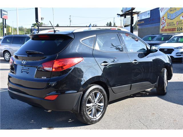 2014 Hyundai Tucson Limited (Stk: P36986) in Saskatoon - Image 6 of 30