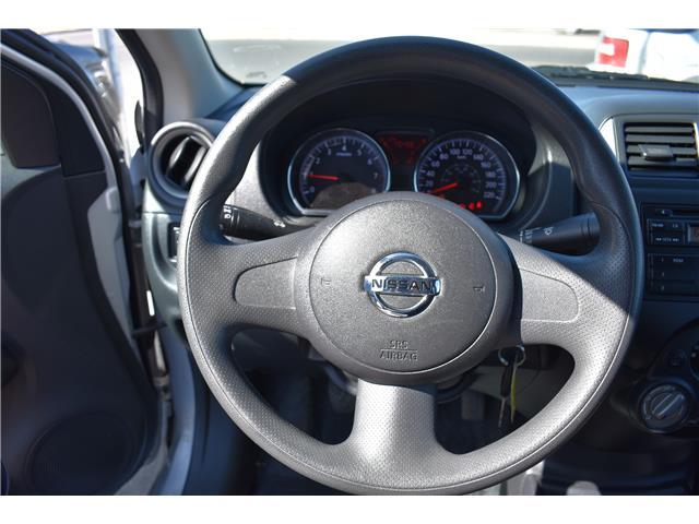 2012 Nissan Versa 1.6 SV (Stk: P36375) in Saskatoon - Image 9 of 19