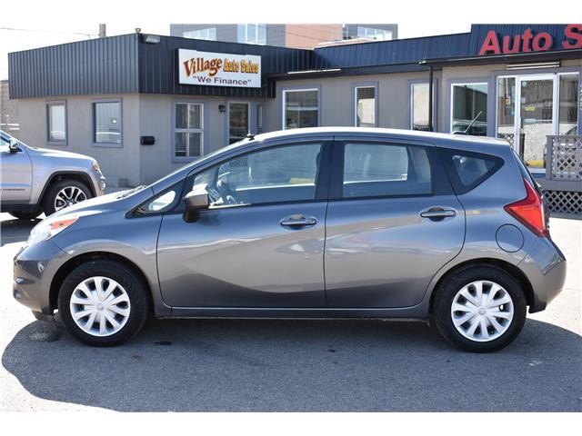 2016 Nissan Versa Note 1.6 SV (Stk: P37009) in Saskatoon - Image 2 of 30