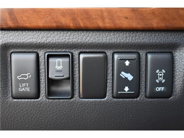 2015 Nissan Armada Platinum (Stk: ) in Saskatoon - Image 13 of 30