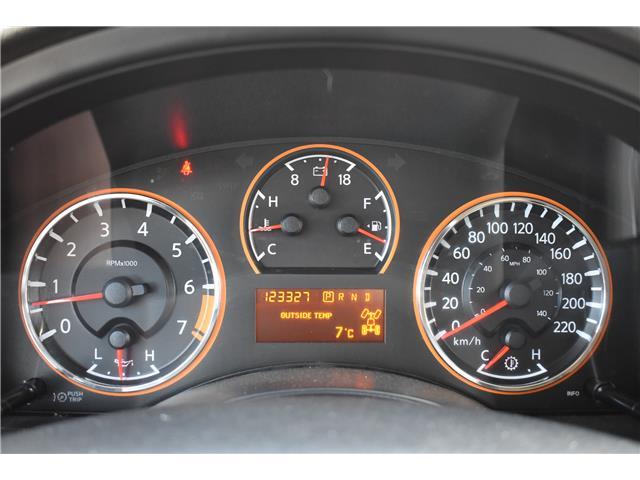 2015 Nissan Armada Platinum (Stk: ) in Saskatoon - Image 15 of 30