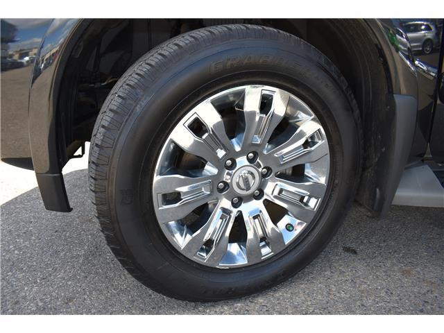 2015 Nissan Armada Platinum (Stk: ) in Saskatoon - Image 30 of 30