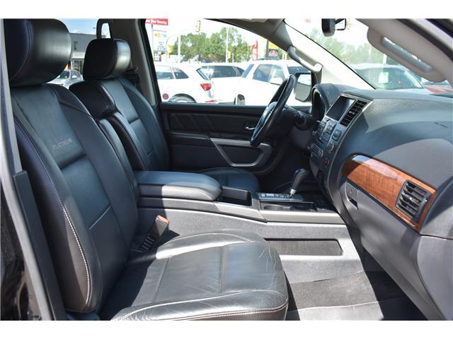 2015 Nissan Armada Platinum (Stk: ) in Saskatoon - Image 22 of 30
