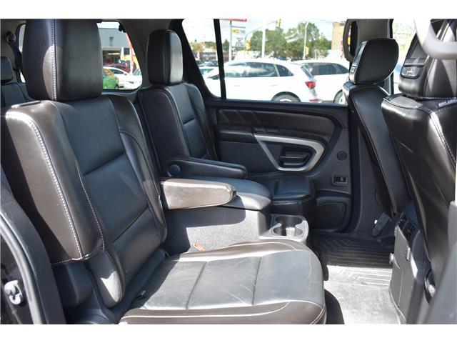 2015 Nissan Armada Platinum (Stk: ) in Saskatoon - Image 23 of 30