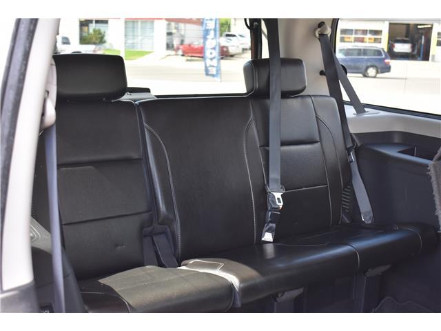 2015 Nissan Armada Platinum (Stk: ) in Saskatoon - Image 24 of 30