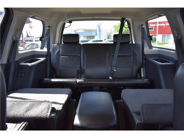 2015 Nissan Armada Platinum (Stk: ) in Saskatoon - Image 26 of 30