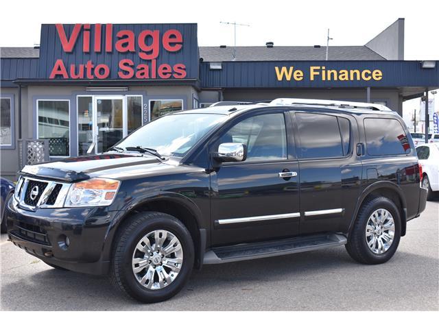 2015 Nissan Armada Platinum 5N1AA0NE4FN610559 P37083 in Saskatoon