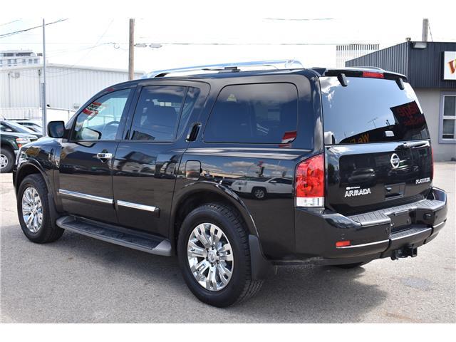 2015 Nissan Armada Platinum (Stk: ) in Saskatoon - Image 3 of 30