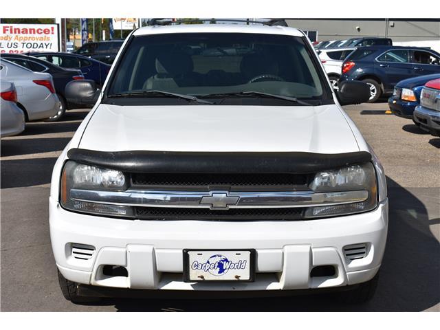 2004 Chevrolet TrailBlazer LS 1GNDT13SX42251931 T37018 in Saskatoon