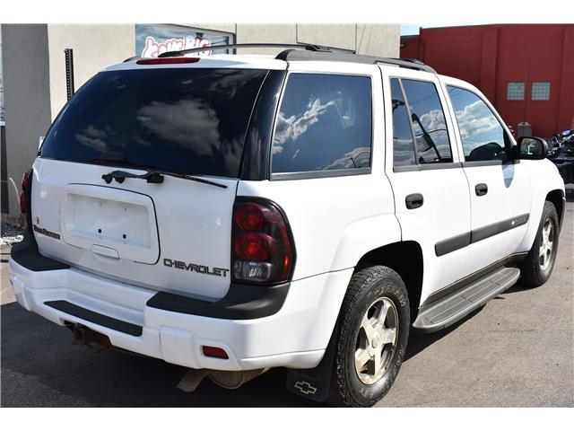 2004 Chevrolet TrailBlazer LS (Stk: T37018) in Saskatoon - Image 4 of 21