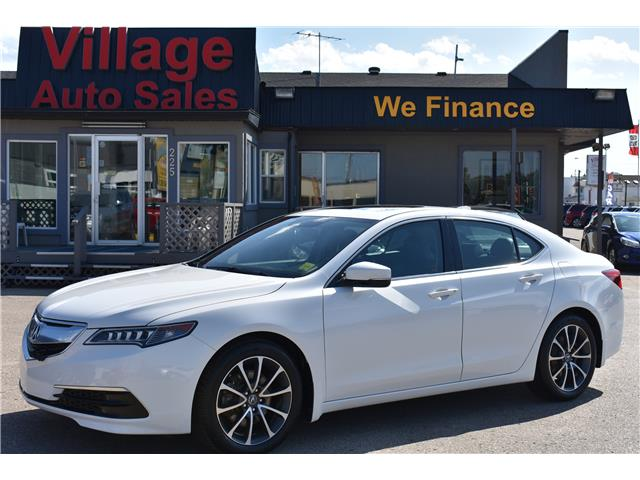 2015 Acura TLX V6 Tech (Stk: P37059) in Saskatoon - Image 1 of 29