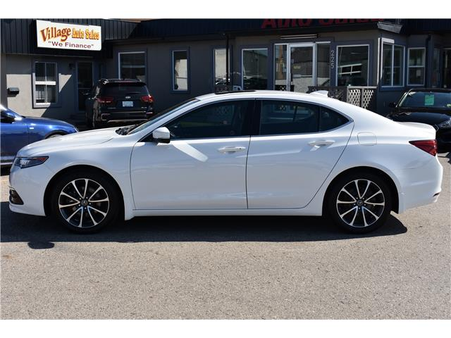 2015 Acura TLX V6 Tech (Stk: P37059) in Saskatoon - Image 2 of 29