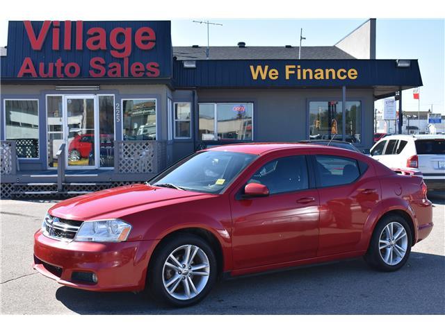 2013 Dodge Avenger SXT 1C3CDZCB8DN502366 P36938 in Saskatoon