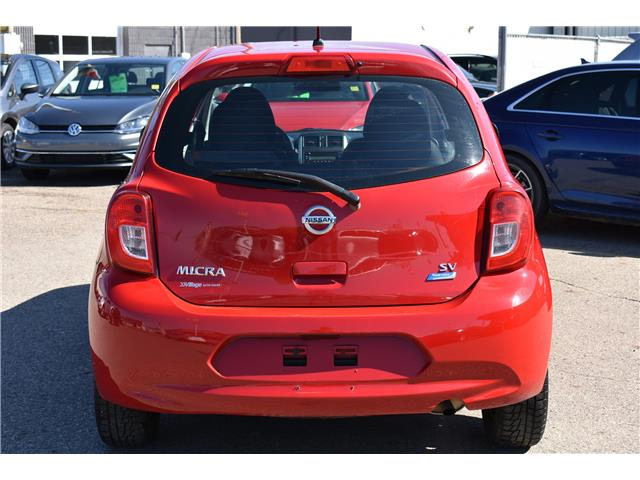 2015 Nissan Micra SV (Stk: P37061) in Saskatoon - Image 4 of 29