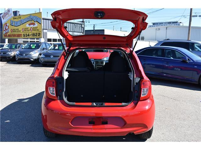 2015 Nissan Micra SV (Stk: P37061) in Saskatoon - Image 5 of 29