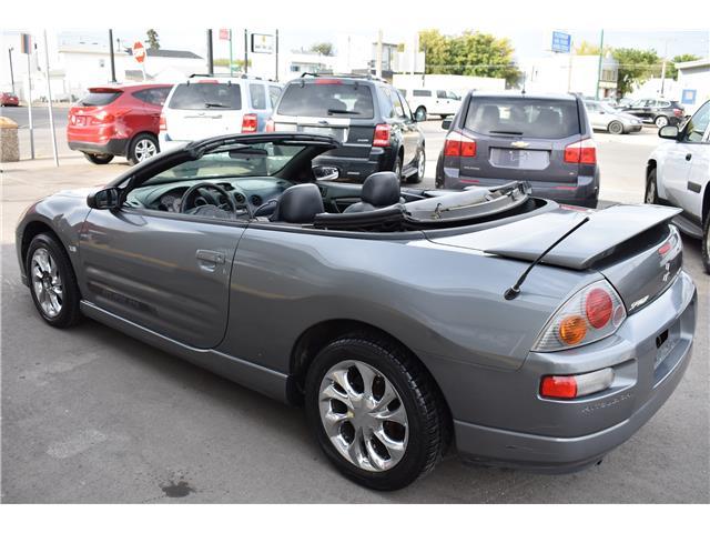 2003 Mitsubishi Eclipse Spyder GT Premium (Stk: T37087) in Saskatoon - Image 4 of 26