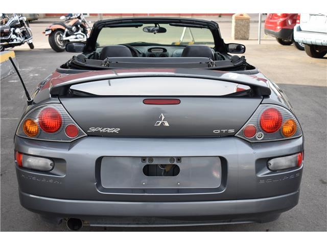 2003 Mitsubishi Eclipse Spyder GT Premium (Stk: T37087) in Saskatoon - Image 5 of 26