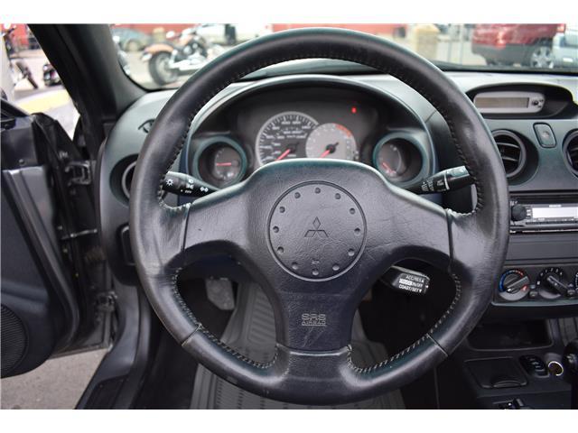 2003 Mitsubishi Eclipse Spyder GT Premium (Stk: T37087) in Saskatoon - Image 13 of 26