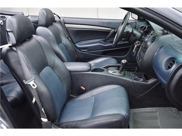 2003 Mitsubishi Eclipse Spyder GT Premium (Stk: T37087) in Saskatoon - Image 21 of 26