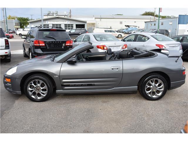 2003 Mitsubishi Eclipse Spyder GT Premium (Stk: T37087) in Saskatoon - Image 2 of 26