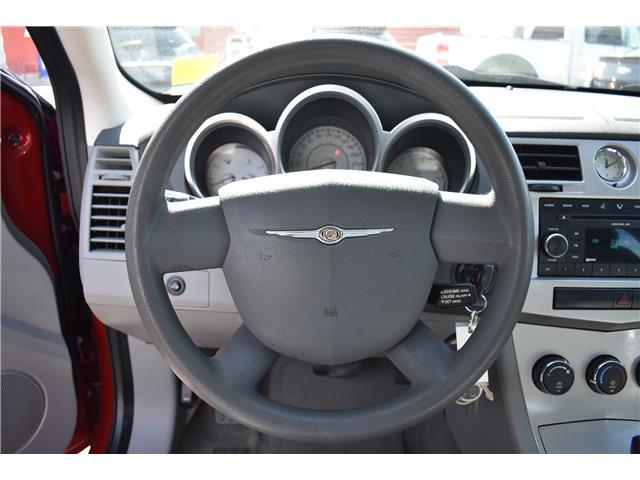2008 Chrysler Sebring Touring (Stk: T37088) in Saskatoon - Image 14 of 23