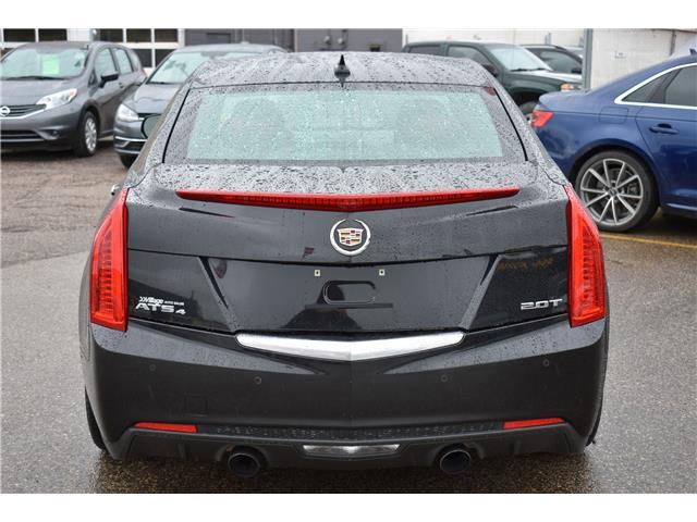 2013 Cadillac ATS 2.0L Turbo Performance (Stk: P37063) in Saskatoon - Image 4 of 30
