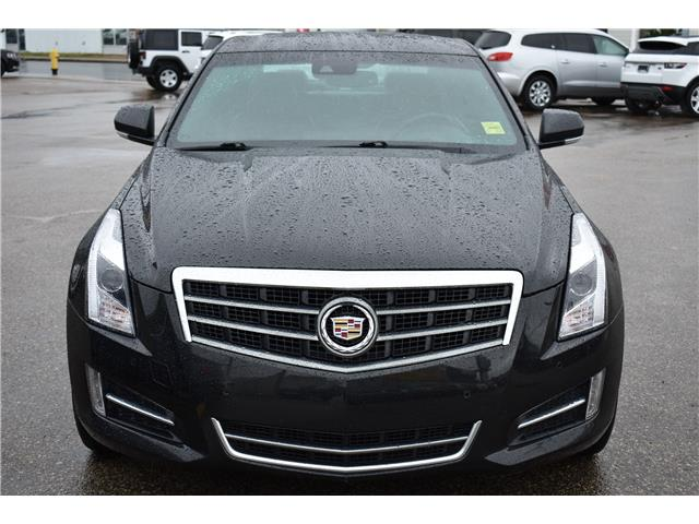 2013 Cadillac ATS 2.0L Turbo Performance (Stk: P37063) in Saskatoon - Image 9 of 30