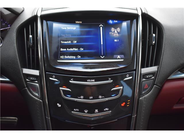 2013 Cadillac ATS 2.0L Turbo Performance (Stk: P37063) in Saskatoon - Image 19 of 30