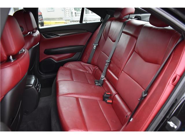 2013 Cadillac ATS 2.0L Turbo Performance (Stk: P37063) in Saskatoon - Image 27 of 30