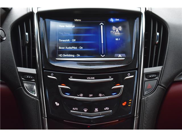 2013 Cadillac ATS 2.0L Turbo Performance (Stk: P37063) in Saskatoon - Image 21 of 30