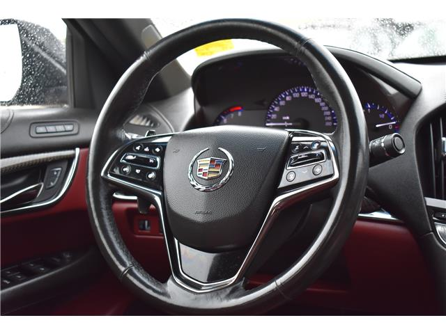 2013 Cadillac ATS 2.0L Turbo Performance (Stk: P37063) in Saskatoon - Image 15 of 30