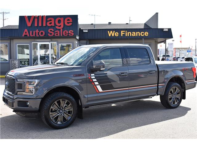 2018 Ford F-150 XL (Stk: P36929) in Saskatoon - Image 1 of 28