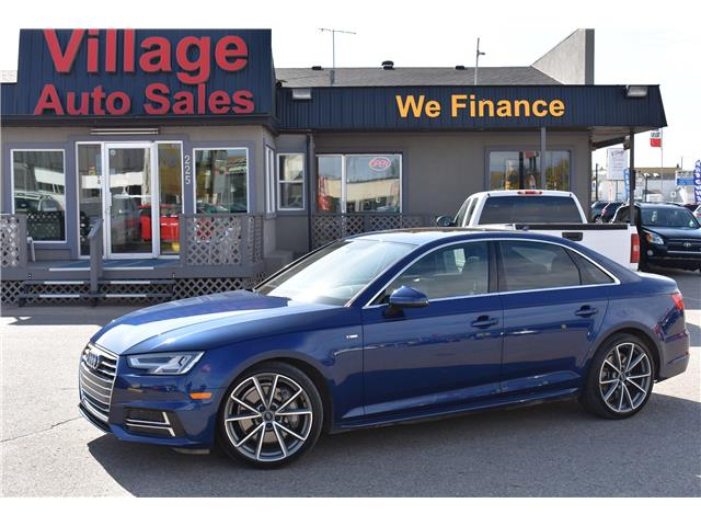 2017 Audi A4 2.0T Technik (Stk: P99999) in Saskatoon - Image 1 of 30