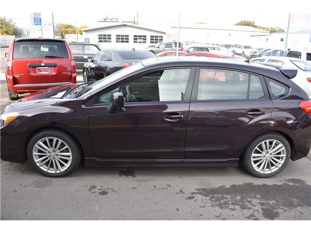 2013 Subaru Impreza 2.0i Touring Package (Stk: ) in Saskatoon - Image 2 of 30