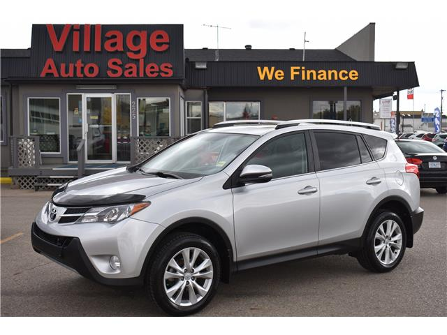 2014 Toyota RAV4 Limited (Stk: P37190) in Saskatoon - Image 1 of 30