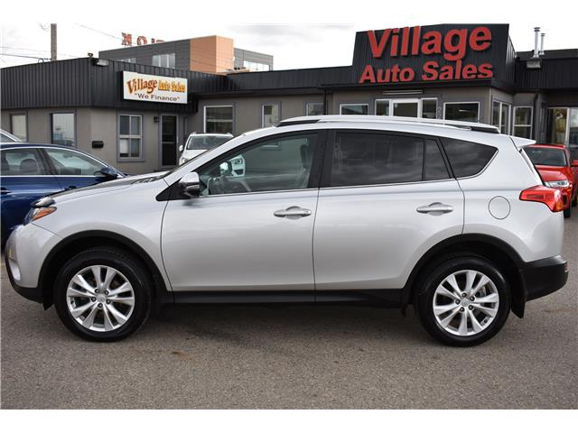 2014 Toyota RAV4 Limited (Stk: P37190) in Saskatoon - Image 2 of 30