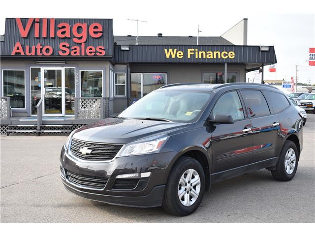 2017 Chevrolet Traverse LS (Stk: P36919) in Saskatoon - Image 1 of 28