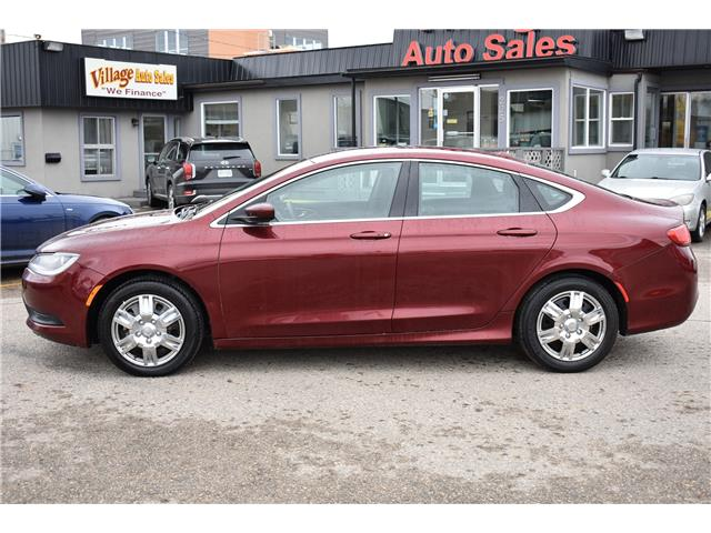 2015 Chrysler 200 LX (Stk: P37108) in Saskatoon - Image 2 of 25