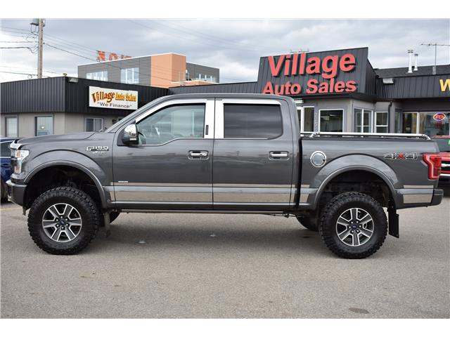 2015 Ford F-150 Platinum (Stk: ) in Saskatoon - Image 2 of 30