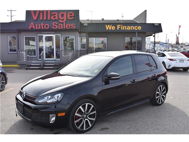 2013 Volkswagen Golf GTI 5-Door Wolfsburg Edition (Stk: P37301) in Saskatoon - Image 1 of 29