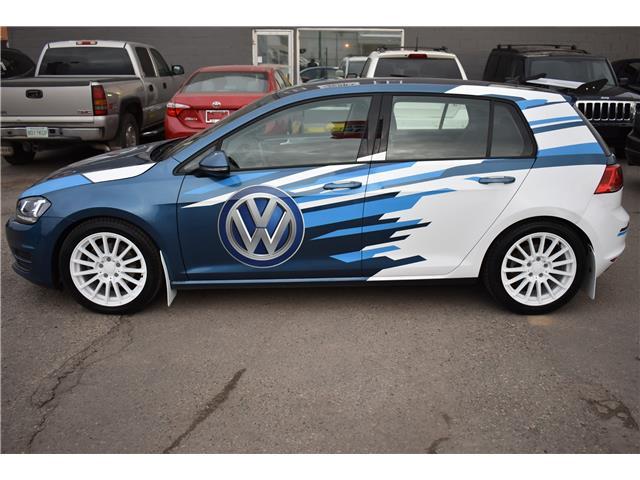 2015 Volkswagen Golf 1.8 TSI Trendline (Stk: P37254PTL) in Saskatoon - Image 2 of 25