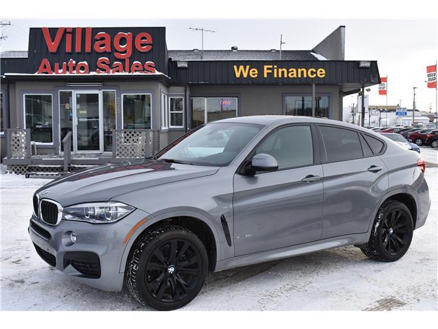 2016 BMW X6 xDrive35i (Stk: P37236) in Saskatoon - Image 1 of 30