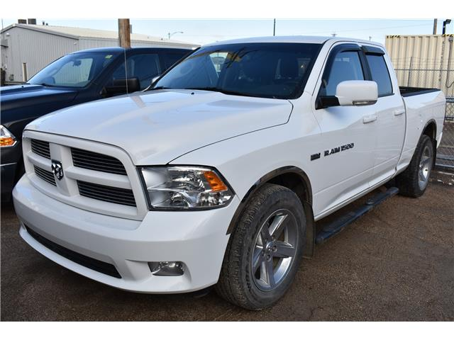 2011 Dodge Ram 1500 SLT (Stk: 591938) in Saskatoon - Image 1 of 13
