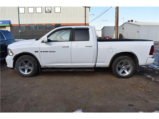 2011 Dodge Ram 1500 SLT (Stk: 591938) in Saskatoon - Image 2 of 13