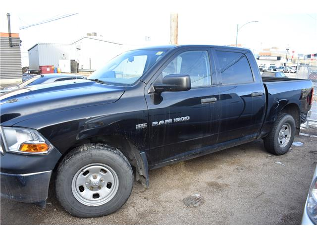 2011 Dodge Ram 1500 SLT (Stk: 591938) in Saskatoon - Image 1 of 12