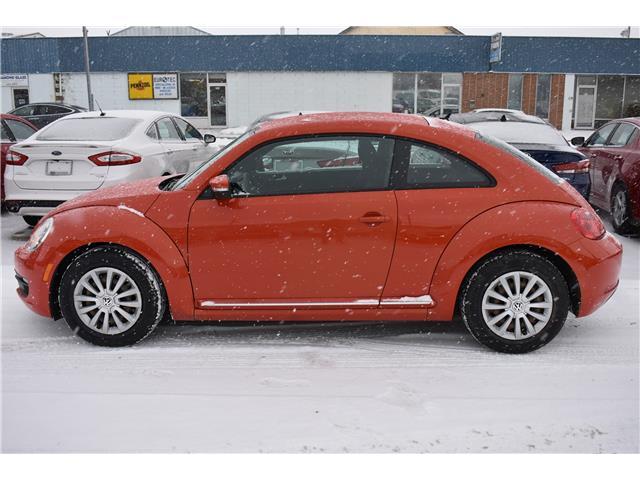 2016 Volkswagen Beetle 1.8 TSI Trendline (Stk: P37351) in Saskatoon - Image 2 of 26
