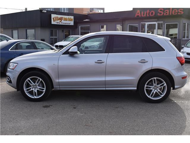 2017 Audi Q5 2.0T Technik (Stk: P37382) in Saskatoon - Image 2 of 28