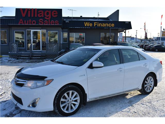 2012 Toyota Camry Hybrid LE (Stk: P37389) in Saskatoon - Image 1 of 22